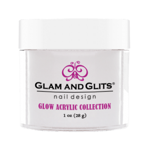 GLAM AND GLITS GLOW ACRYLIC - GL2028 AFTERGLOW (CREAM)